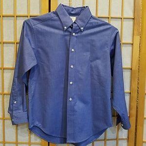 Boys dress shirt by Lands End